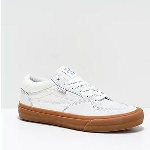 NEW Vans Rowan Pro Pearl Gum Sneakers